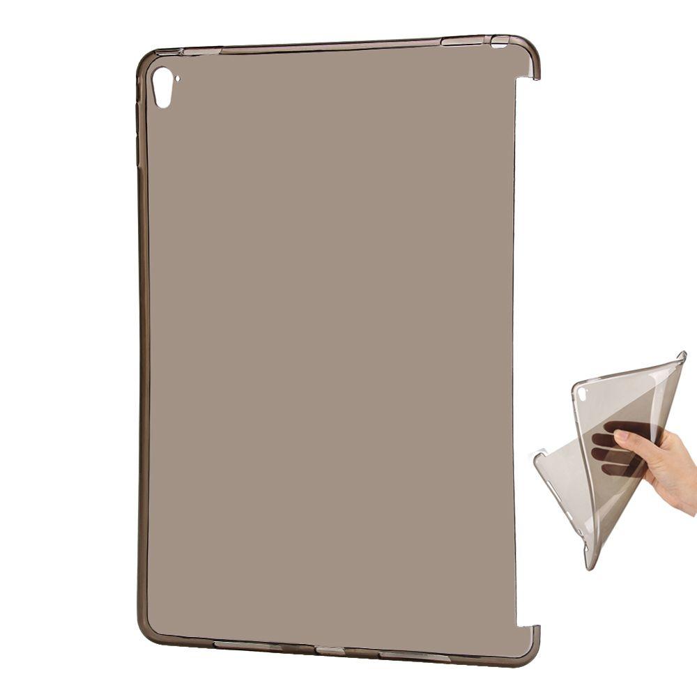 Nizza flexible tpu silikon tasche für apple neue 2017 ipad 9,7 abdeckung schützen intelligente abdeckung partner klar transperent unten zurück fall