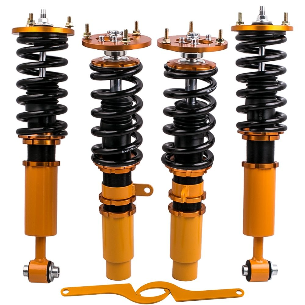 Full Coilover Suspension kit for BMW E39 5 series 520i 530i 540i 528i Lowering Shock Absorber Struts 1995-2003