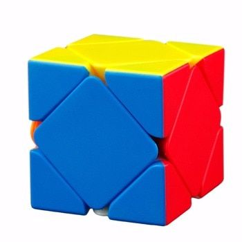 MoYu Brand Magnetic Positioning Speed Cube 55mm Cube toys for children cubo magico