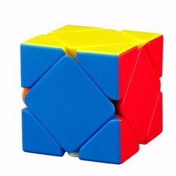 Moyu Merek Magnetik Kecepatan Posisi Kubus 55 Mm Kubus Mainan untuk Anak Cubo Magico