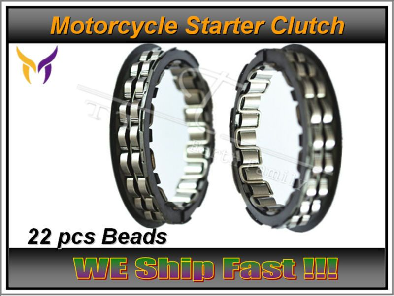 1PC Motorcycle ATV Parts for Yamaha XT600E 1990-2002 One Way Starter Clutch Bearing Overrunning Clutch Spraq Beads