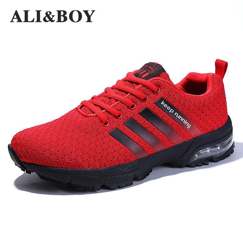 Professional Sneakers For Men Autumn Cushion Women Running Shoes Outdoor Sport Men's Shoes Male Female Walking Shoe