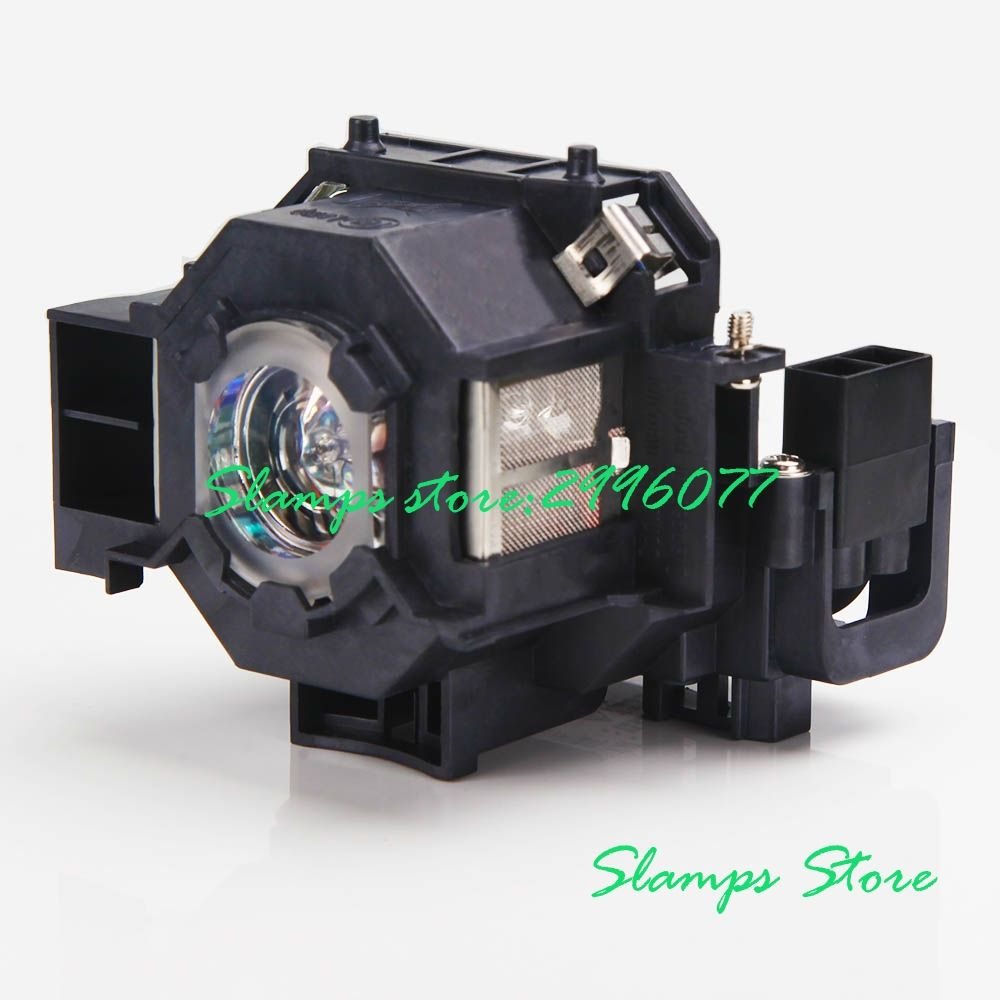 Compatible EMP-S5 EMP-S52 EMP-T5 EMP-X5 EMP-X52 EMP-S6 EMP-X6 EMP-260 EB-S6 EB-S6+ Projector lamp ELPL41 V13H010L41 for Epson