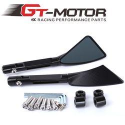 GT Moteur-En Aluminium CNC moto rétroviseur Côté miroir accessoires