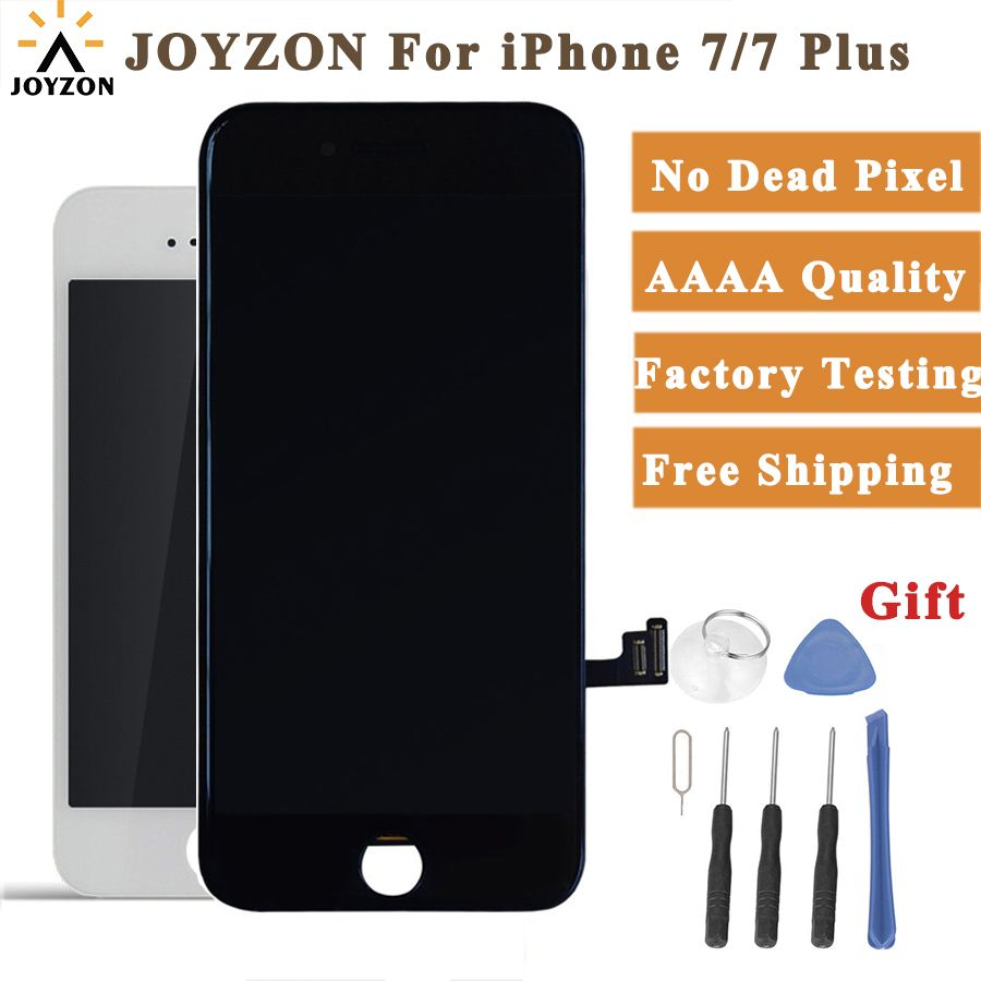 AAA 100% No Dead Pixel Original LCD Screen for iPhone 7 Plus LCD Display With 3D Touch Screen Digitizer Assembly Replacement