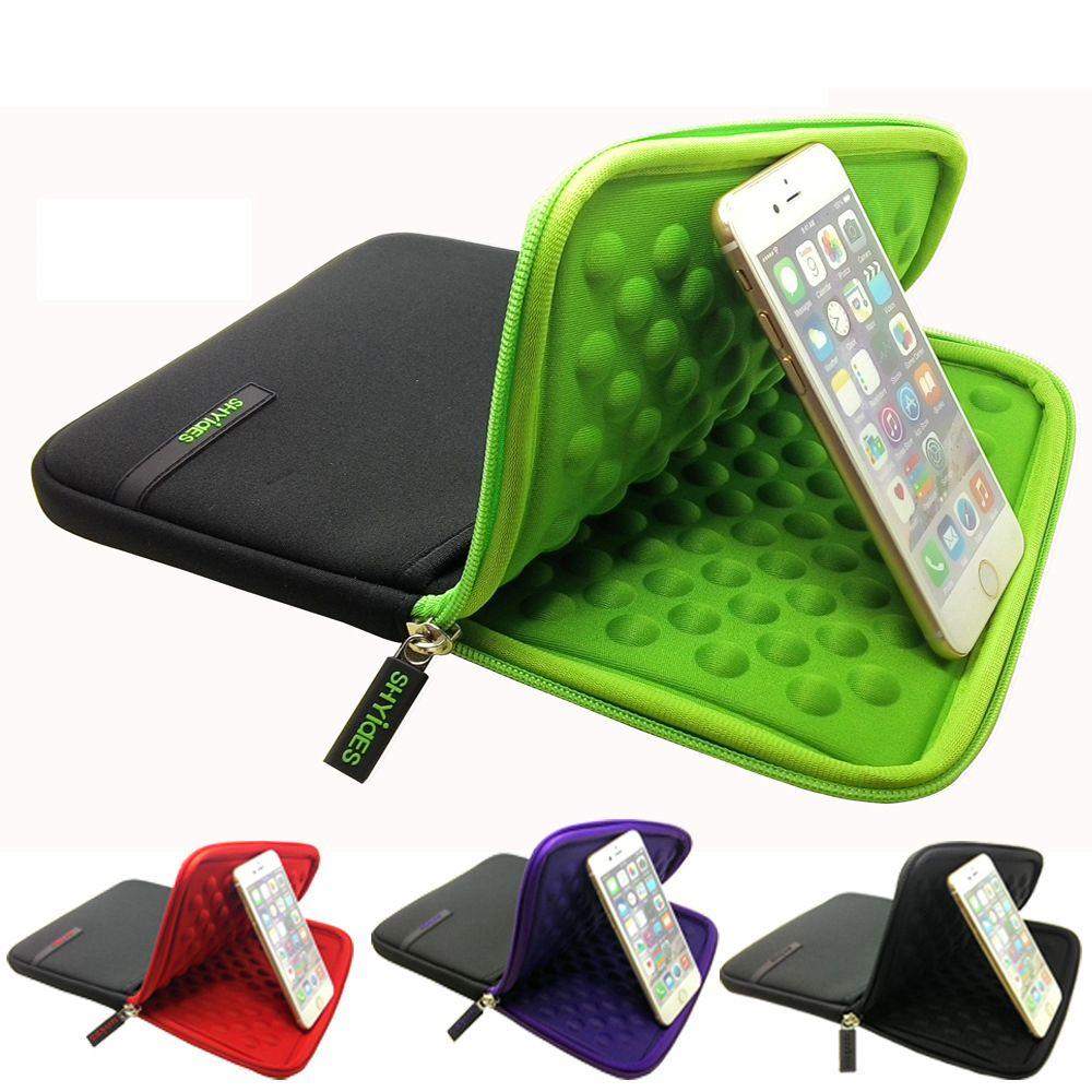 Pochette de protection pour tablettes de 10 pouces pochette antichoc imperméable à l'eau pour iPad 2/3/4, kindle, Android pad