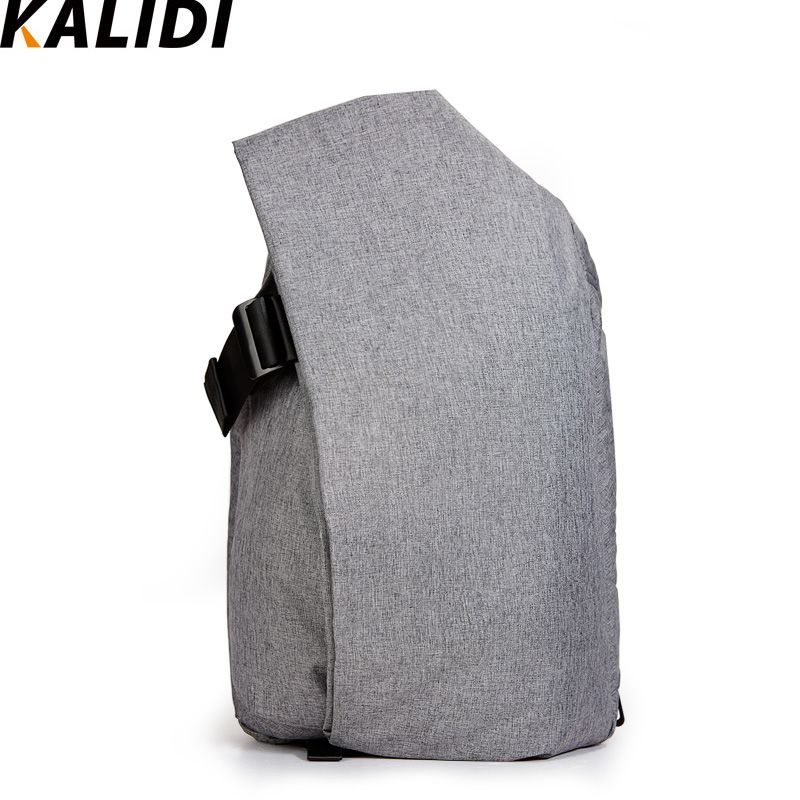 KALIDI Waterproof 15.6 - 17 Inch Laptop Backpack Men Larger Capacity Casual <font><b>School</b></font> Backpack 15 Inch Student Travel Bags Women