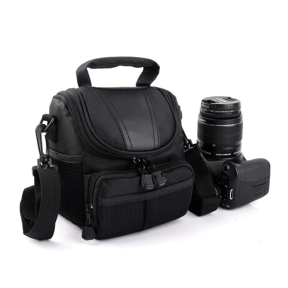 Sacoche Pour appareil photo Pour Nikon B700 B500 P900 P610 DF Z6 Z7 P610S D5600 D5500 D5300 D5200 D5100 D5000 D3400 D3300 D3200 D3100 D3000
