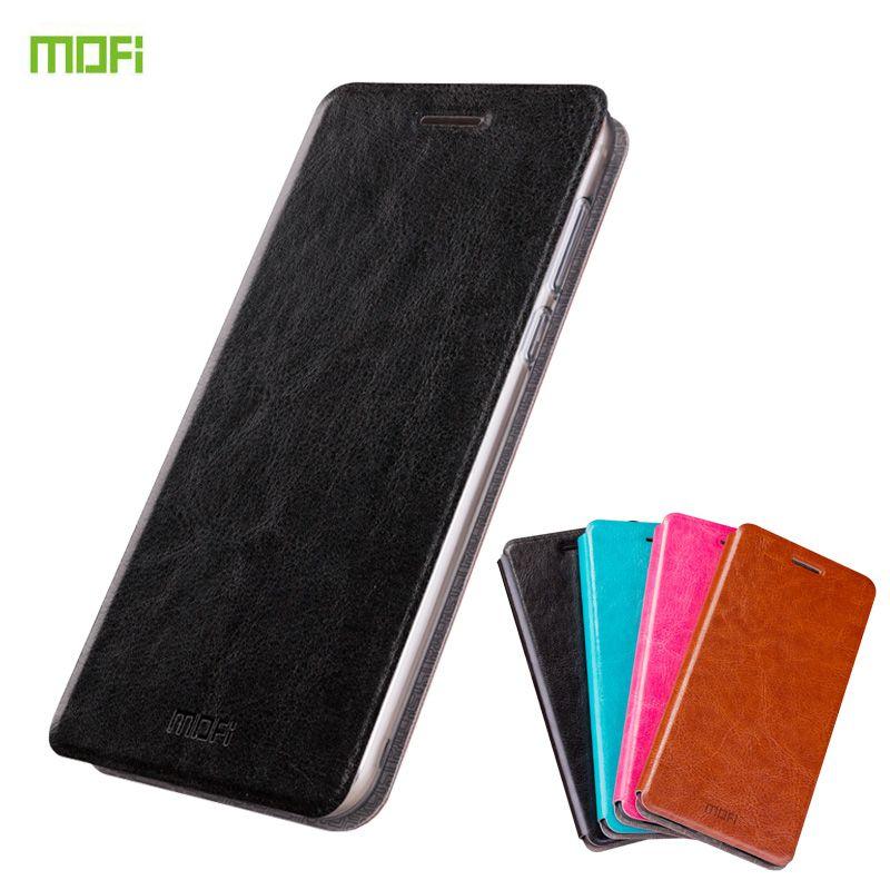 Mofi Pour MEIZU Pro 6 Plus Cas PU En Cuir Téléphone Cas Pour MEIZU Pro6 Plus La Couverture Portefeuille Style Couverture de Téléphone