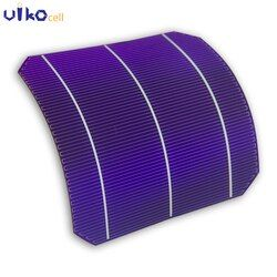 40Pcs 192 Watt Semi Flexible Solar Panel High Efficiency Grade A monocsytalline Solar Cell Monocrystalline Solar Panels