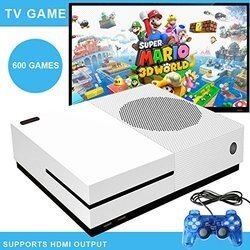 Mini TV Retro Video Game Console 4GB Built-in 600/621 classic game support HD HDMI For FC/GBA/SNES/SMD with 600+ games