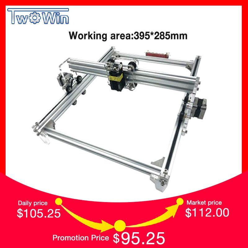 Neue 500 mw/2500 mw/5500 mw 15 watt DIY Laser Stecher Maschine S1 Gravur Maschine Holz Router erweiterte Spielzeug für Familie