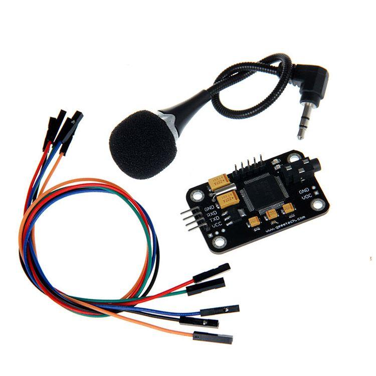 Geeetech Módulo De Reconocimiento de Voz para Arduino Compatible