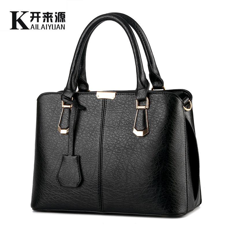 SNBS 100% Genuine leather Women handbag 2018 New Sweet fashion handbag Crossbody Shoulder Handbag women messenger bags