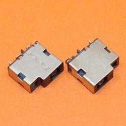 10 pcs new DC power jack for HP Pavilion 14 15 ENVY 14 15 power connector head single head