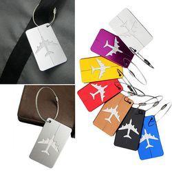 Bagages et sacs Accessorles Mignon Nouveauté Caoutchouc Funky Voyage Bagages Sangles Étiquette Valise Bagages Tags Drop Shipping