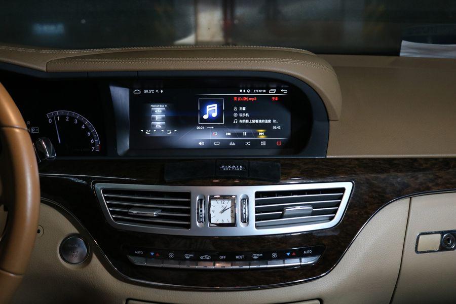 Premium Audio Gerät Auto Stereo navigation Für Benz S klasse S600 S500 S450 S430 S420 GPS radio android 8.0 multimedia player