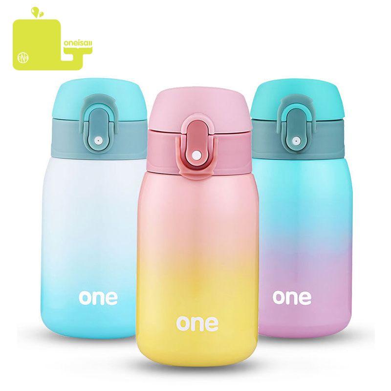 Tasse de vide de tasse de Thermos de bouteille de 220 ML 320 ML tasses thermiques de tasse de ventre d'acier inoxydable