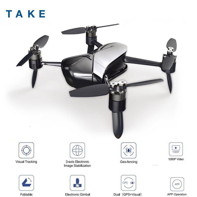 Hoch Große NEHMEN Quadcopter VS DJI Funken Mini Kamera Drone Drohnen mit Kamera HD FPV Quadcopter RC Hubschrauber