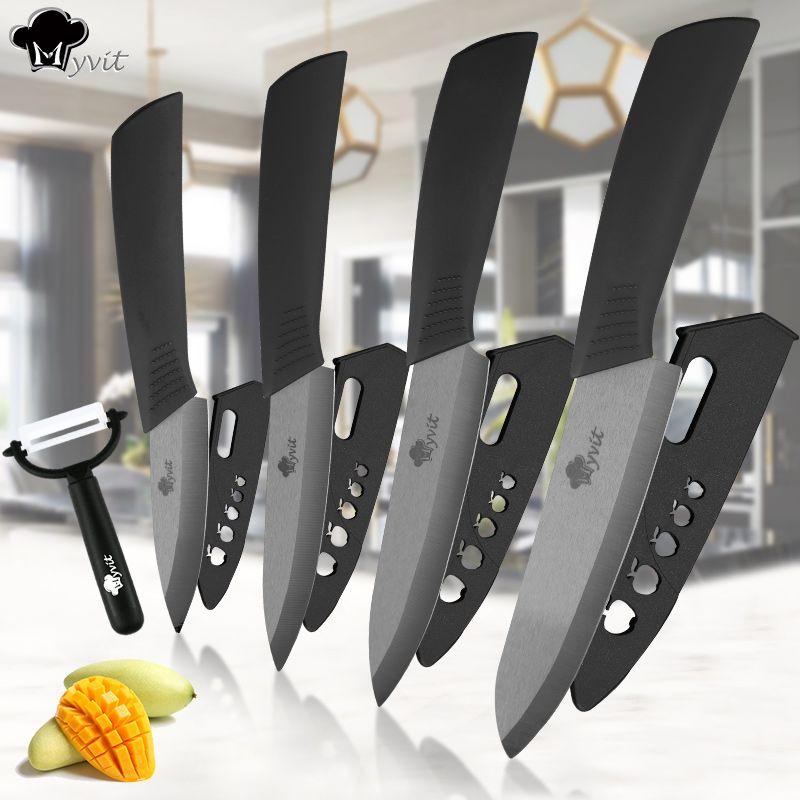 Кухонные ножи Керамика Ножи 3