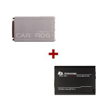 CHAUDE V54 FGTech Galletto 4 Plus Carprog V10.05 Carprog Full Auto Outil De Diagnostic De Voiture Scanner Économique Paquet Vente