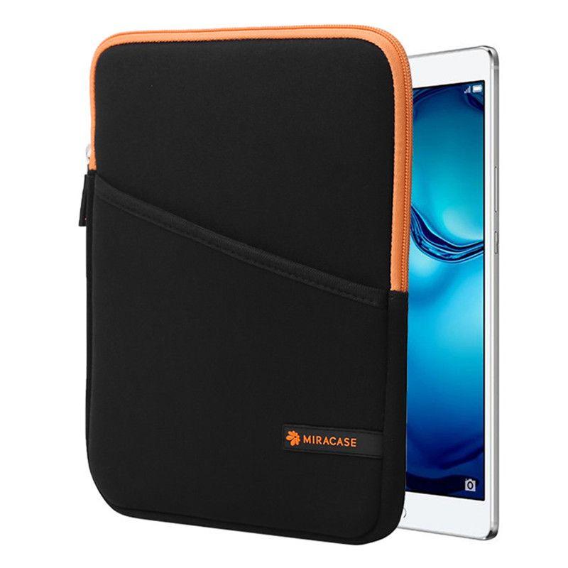Doux Antichoc Tablette Doublure Sac Pochette pour Huawei MediaPad M3 BTV-W09 BTV-DL09 8.4 pouce Housse Coque + Stylet stylo