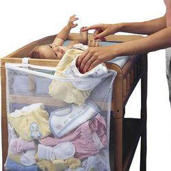 Bébé Vêtements Sales Sac Polyvalent Lit Organisateur Sac De Rangement Lit Suspendu La Maison Grande Pendaison De Stockage Vêtements Sales Sac