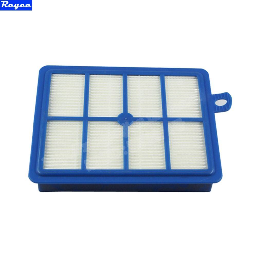 1 Pièce Remplacement H12 HEPA Filtre pour PHILIPS Electrolux EFH12W AEF12W FC8031 EL012W 100% Marque Nouvelle Livraison Post Bleu Filtres