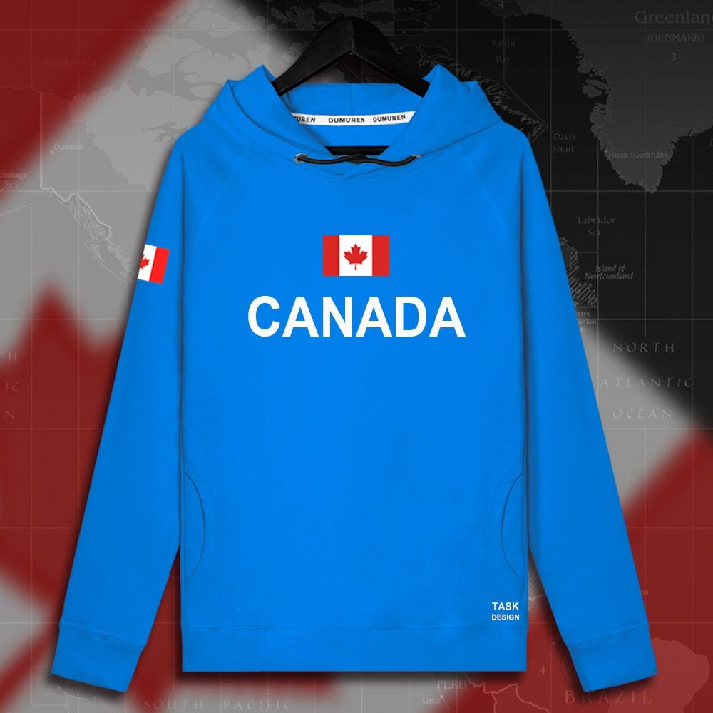 Canada Canadians CA CAN mens hoodie pullovers hoodies men sweatshirt thin new streetwear clothing jerseys tracksuit nation flag