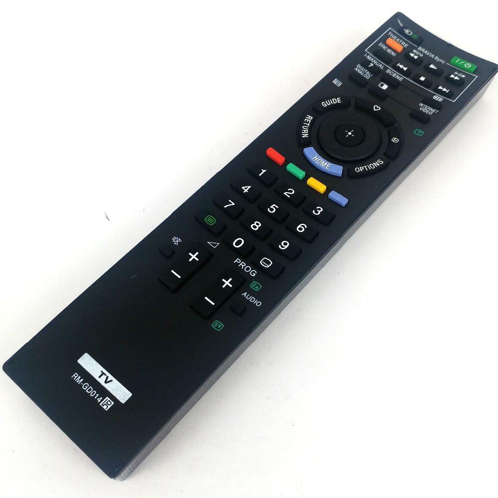 NOUVELLE télécommande Pour SONY LCD LED HDTV TV RM-GD014 KDL-55HX700 46HX700 46EX500 40HX700 40EX500 40EX400 KDL-32EX500 32EX400
