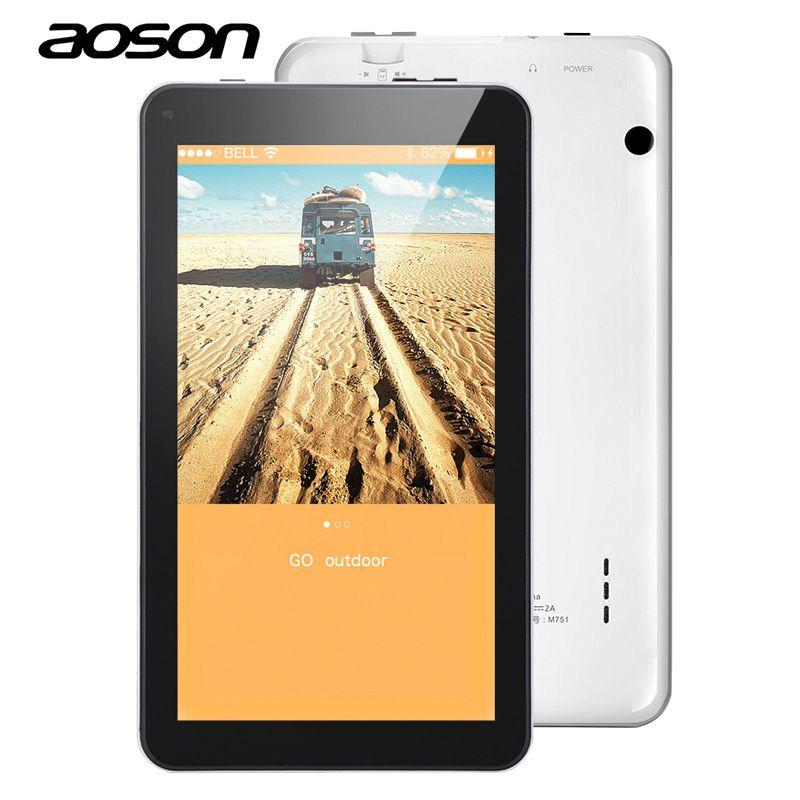 7 Zoll Tablette ips-bildschirm 1024*600 WIFI Android 5.1 Quad Core Tablet 1 GB + 8 GB Dual-kamera bluetooth Unterstützung FM Spiele Skype youtube