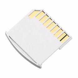 Kualitas tinggi 1 PC Micro SD Adapter Kartu Memori TF untuk SD Adapter Untuk MacBook Air Pendek