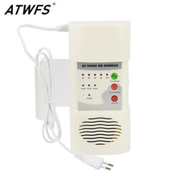 ATWFS Portable Ozone Generator Air Purifier 220v Air Cleaner Oxygen Ionizer Generator Sterilization Disinfection Clean Room