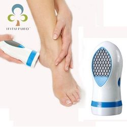 Pedi TV Skin Peeling Device Electric Grinding Foot Care Pro Pedicure Kit Foot File Hard Skin Callus Remover WYQ