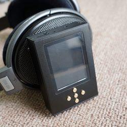 Zishan DSD AK4497EQ Professional Lossless Music MP3 HIFI Fever Portable Lossless Music Player AK4497EQ DSD Hard Solution AK4497