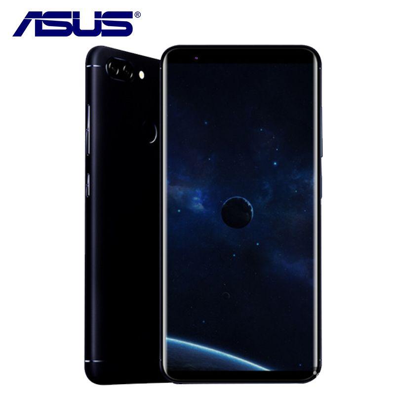 Asus Zenfone Max Plus (M1) X018DC ZB570TL Mobile Phone 5.7 inch 32GB ROM Octa Core 3 Cameras Android 7.0 4130mAh Smartphone