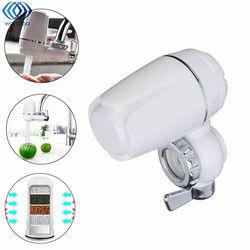 Filtre À eau pour le Ménage Robinet Cuisine Activé Carbone Santé Salut-Technologie Robinet Purificateur D'eau Potable Enlever La Rouille Contaminant