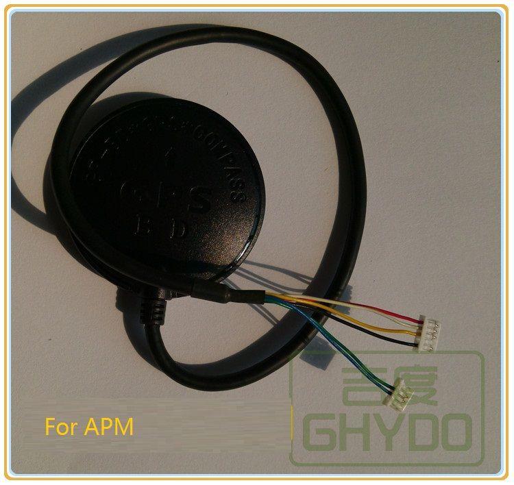 Ublox NEO-M8N M8N 8N High Precision GPS Beidou Glonass GPS receiver Built in Compass 5p 6p for APM AMP2.6 APM 2.8 Pixhawk 2.4.6