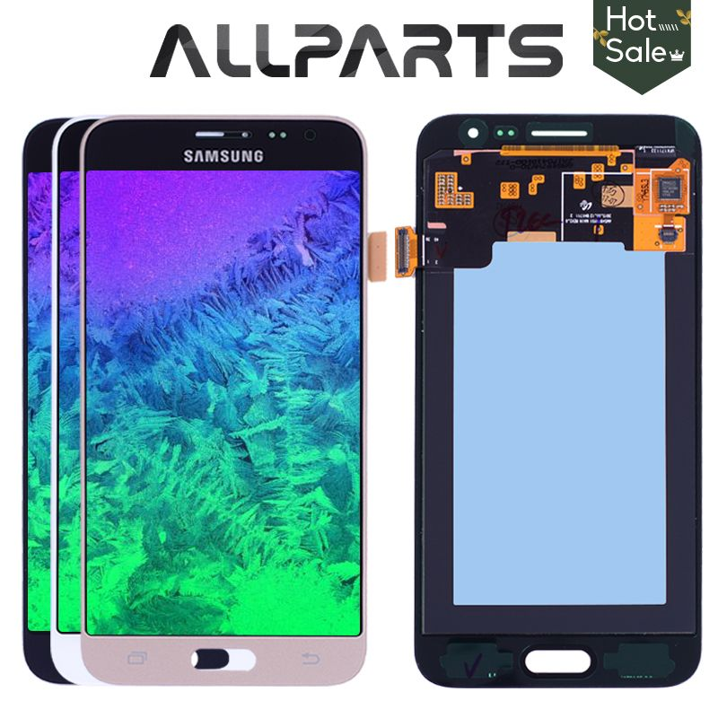 Best AMOLED 5.0 LCD for SAMSUNG J3 2016 Display J320 J320F J320FN LCD Touch Screen Digitizer for SAMSUNG Galaxy J3 2016 Display