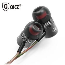 QKZ X3 Eearphone Latest Original Brand fone de ouvido Super Bass In-Ear Earphones with Mic 3.5mm Hifi Gold Plated Go Pro Music