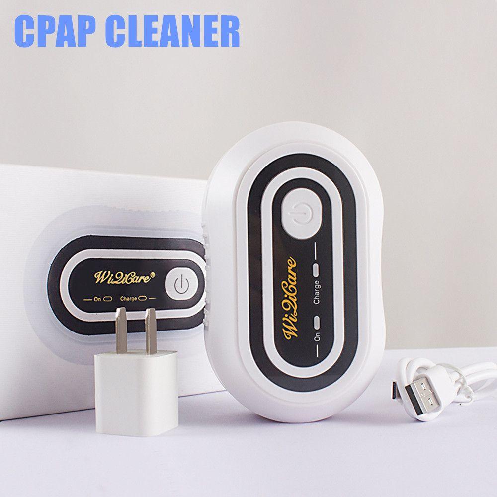 Rechargeable Battery Ventilator Sanitizer CPAP APAP Auto CPAP BPAP Disinfector Sleep Apnea OSAHS OSAS Anti Snoring 2000mAh