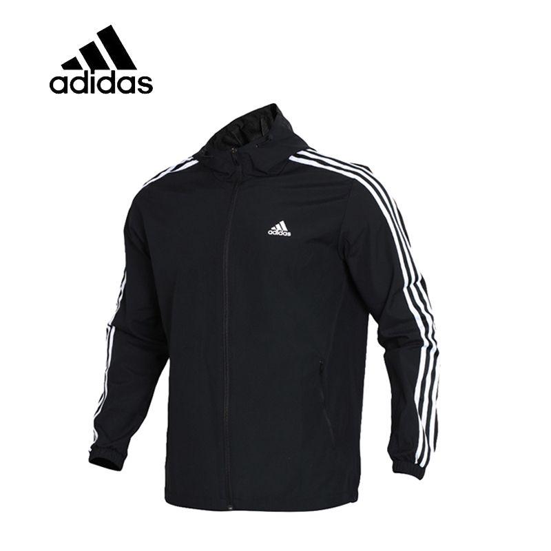 Original New Arrival Authentic Adidas WB MESH BOND 3S Men's Jacket Sportswear