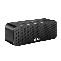 MIFA A20 Bluetooth Speaker Portable Logam Super Bass Speaker Nirkabel Bluetooth4.2 3D Digital Suara Pengeras Suara Handfree Juga MIC Tws