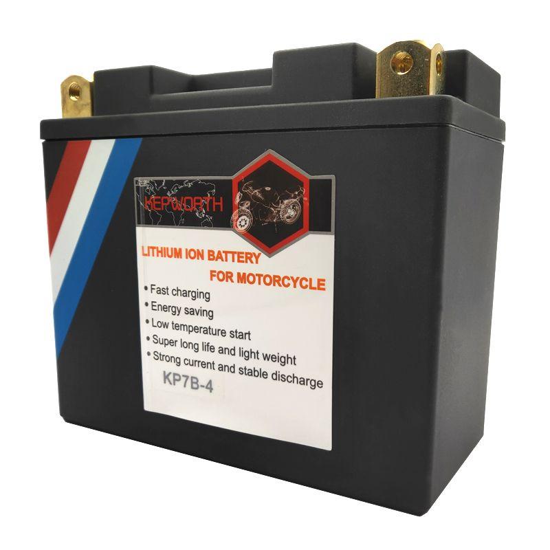 12V 7Ah 9Ah 12Ah 14Ah CCA 260A 350A 450A Motorrad LiFePO4 Batterie Motorrad LFP Mit BMS Spannung Schutz