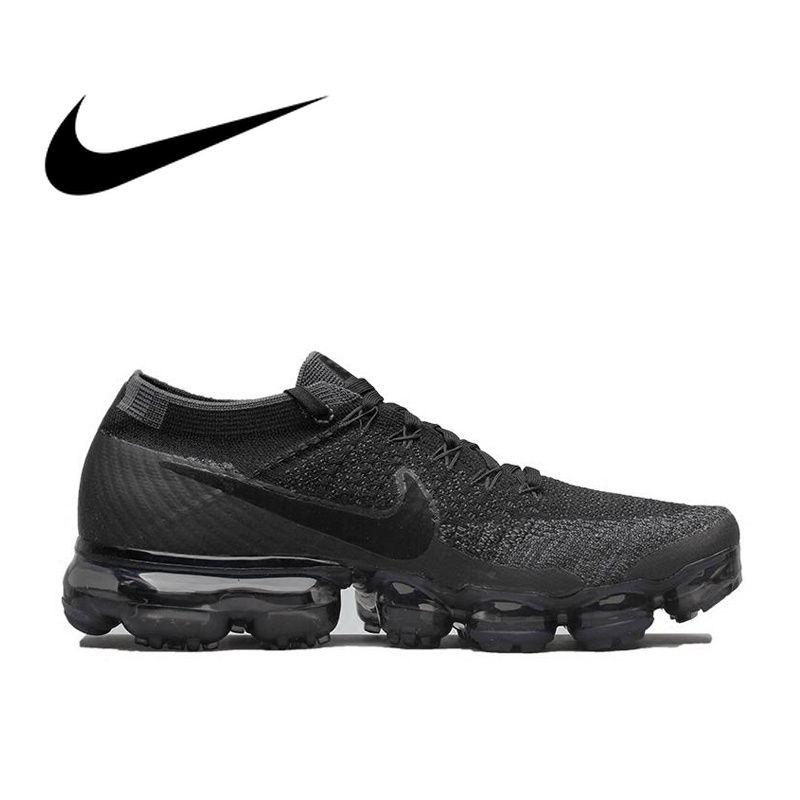 Original Nike Air VaporMax Wahr Sein Flyknit Atmungsaktive herren Laufschuhe Sport Offizielle Komfortable Durable Sneakers Outdoor