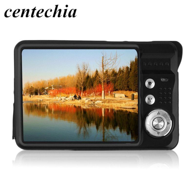 digital camera HD K09  2.7 inch TFT LCD Digital Camera Cam CMOS Senor 8x Digital Zoom Anti-shake Anti-red eye Camera