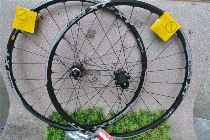 SHIMANO XT Wheelset 27.5 29