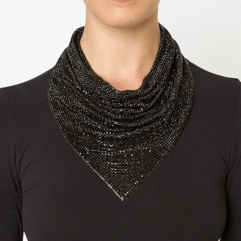 Mejor dama Joyería Declaración de Moda Collar de Gargantillas Collar Para Las Mujeres de Moda Maxi Bohemio de Metal Caliente Al Por Mayor 4163