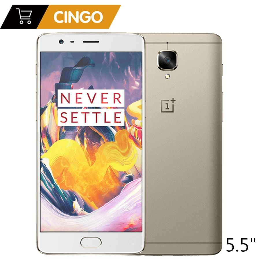 OnePlus 3T 6GB 64GB Snapdragon 821 Quad-core 5.5