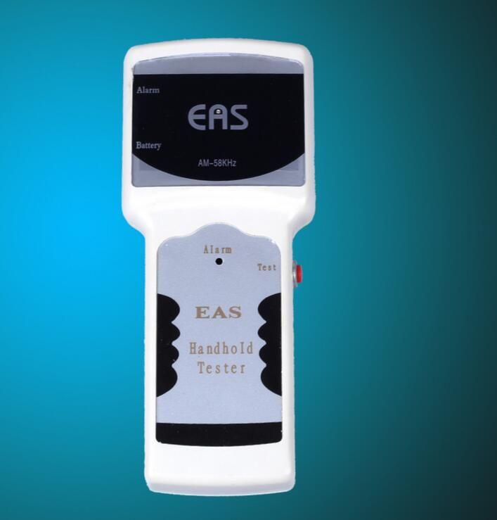 Eas handheld detektor eas BIN detektor eas tag frequenz handheld detektor für 58 KHz tags